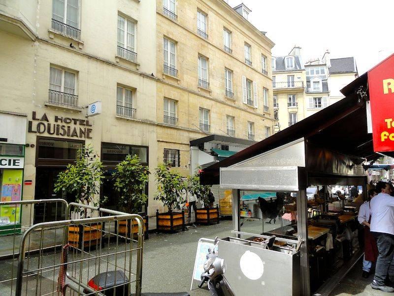Hotel La Louisiane, Paris - Review by EuroCheapo